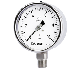 Đồng hồ đo áp suất Wise P252 - Wise Vietnam